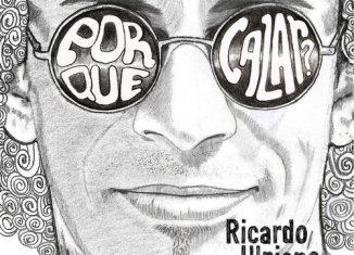 "Capa ""Por quê calar"" - Ricardo Ulpiano"""