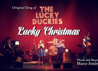 Lucky Duckies - Lucky Christmas